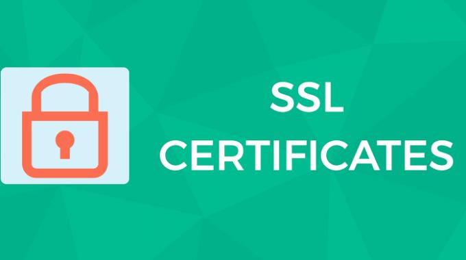 SSL Certificates for WordPress