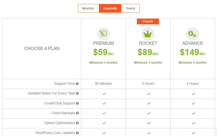 fixrunner prices