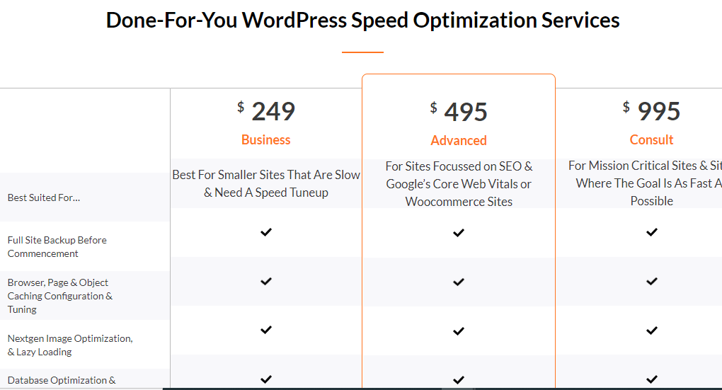 WP Speed Fix Review